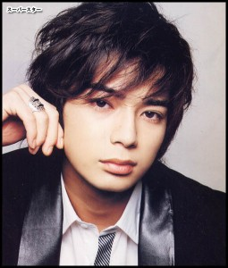 Matsumoto Jun official twitter