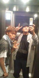 Kamiji Yusuke blog