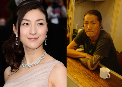 Ryoko Hirosue husband