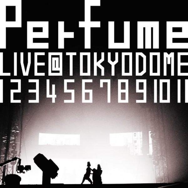 perfume live tokyo dome