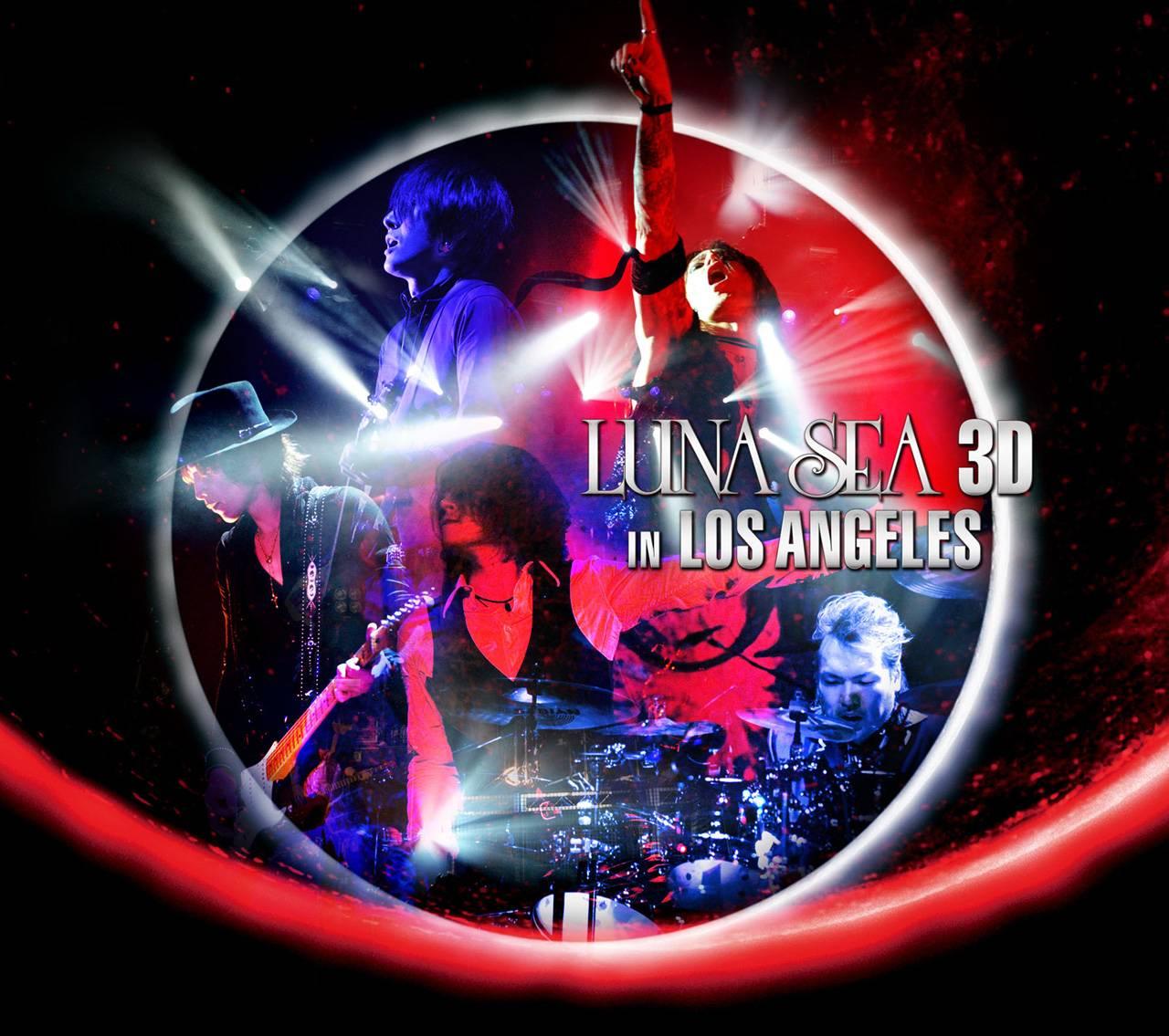 "LUNA SEA To Broadcast ""3D Live In Los Angeles"" & Press"
