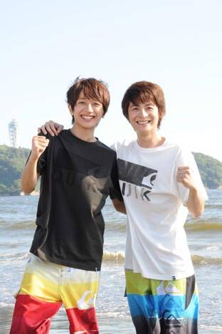 Koike Teppei younger brother