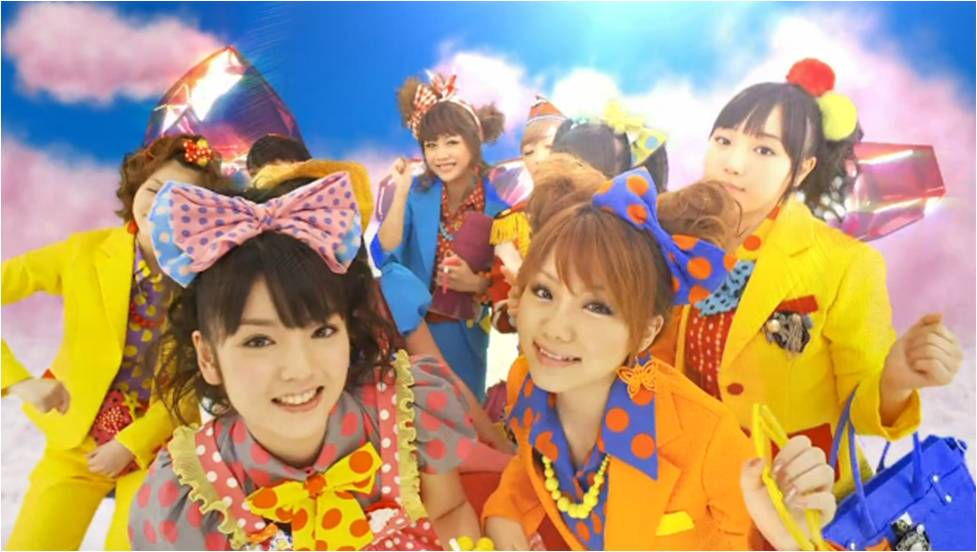 Morning Musume Pv Only You - YouTube