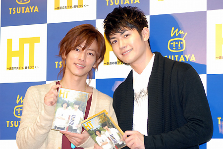 """Miura Haruma & Sato Takeru hold """"high touch"""" event for ..."""