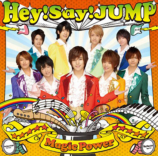 Hey Say Jump to Hold Their