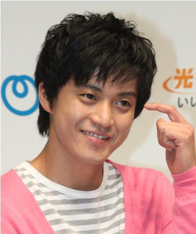 Oguri Shun comments on his wife Yamada Yu for the first ...