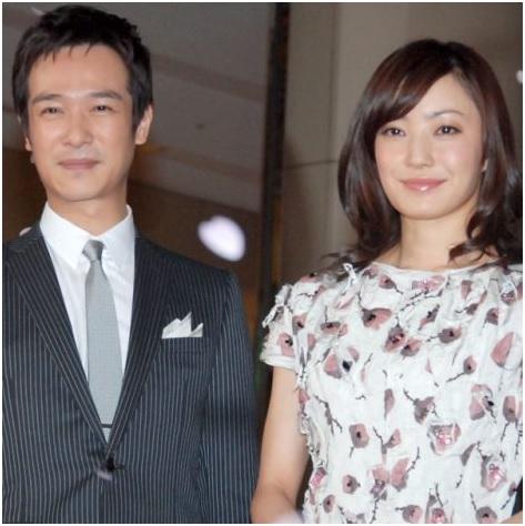 Sakai Masato and kanno miho