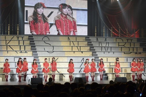 The results of AKB48 group's big team shuffle! | tokyohive com