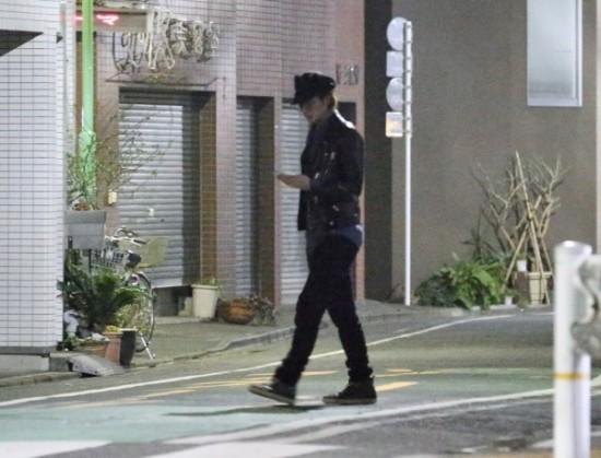Juni Matsumoto och Inoue Mao Dating för 9 år