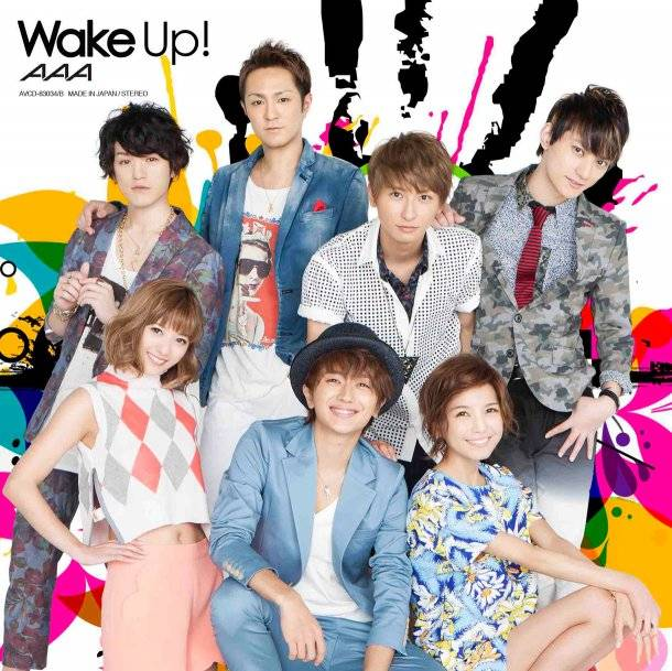 "AAA releases MV for 'Wake up!"", the OP theme song for 'ONE PIECE'"