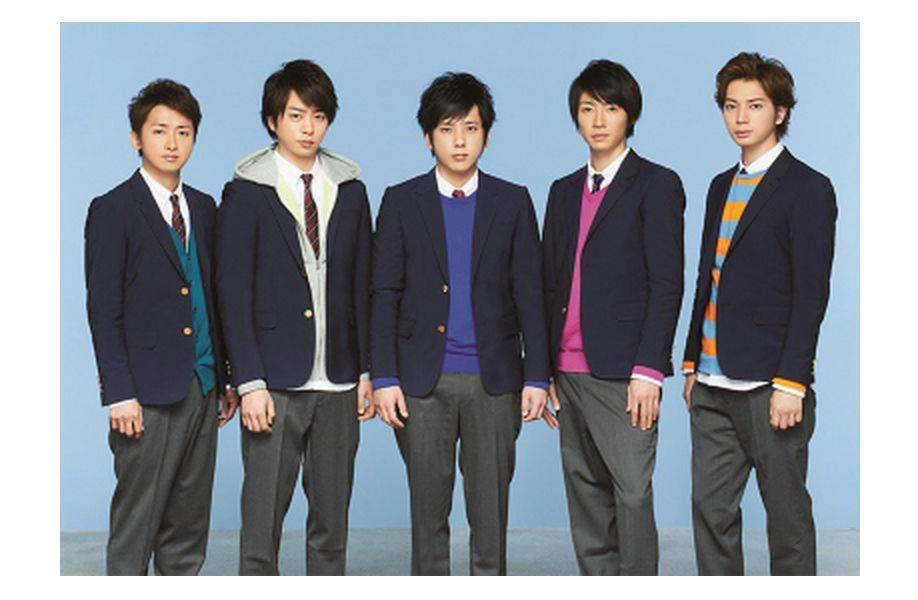 Arashi to release new album 'THE DIGITALIAN' | tokyohive com
