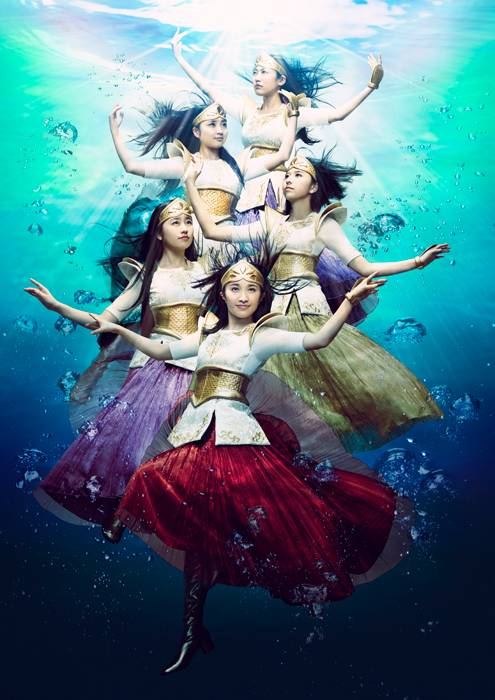 momoiro clover z to sing the theme song for new dragon