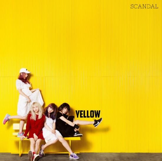"""SCANDAL >> álbum """"Baby Action"""" - Página 4 Scandal_1454604281_201624_scandal_yellow"""
