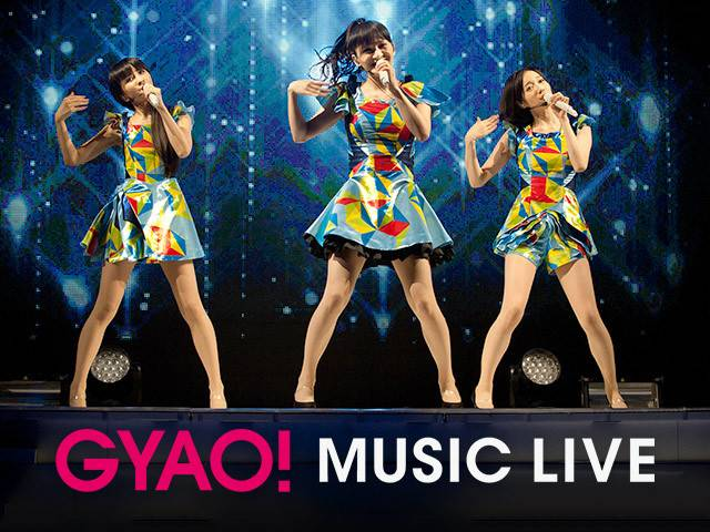Perfume Offers Free Stream Of 2014 New York Live On Gyao