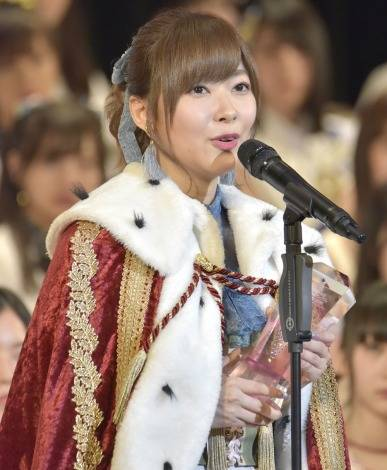Check out the results of AKB48's 49th Single Senbatsu