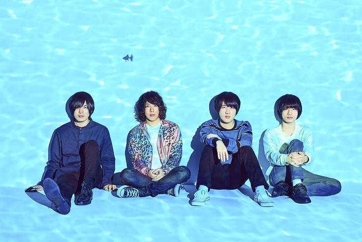 KANA-BOON's mini album to include 5 new songs for the summer