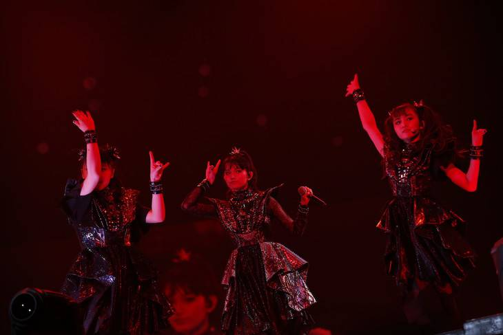 BABYMETAL's new album to be titled 'METAL GALAXY' | tokyohive com