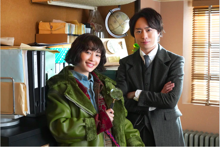 Sakurai Sho, Hirose Suzu